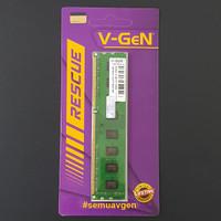 DDR3 4GB PC-12800/1600Mhz RAM PC/Komputer V-GeN RESCUE Longdimm