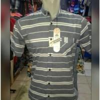 Harga baju kemeja pria ham pendek katun slims formal | Pembandingharga.com