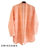 Outer KktakuPink - Emikoawa / Cardigan / Souvenir / Lebaran