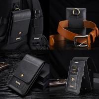 Holster Case Samsung On6 On8 On10 Belt Bag With 13 Slot Card