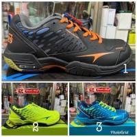 Harga Jual New Sepatu Badminton RS Superliga SL 804 803 802 Original Di  Jakarta - Pusatelektro db0f07f0ee
