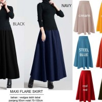 Maxi Flare Skirt
