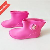 Sepatu Boots Anak / Children Shoes / Boots / Splosh / Hello Kitty