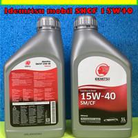 Oli Mesin Mobil Idemitsu Smcf 15w40 Kemasan 1 Liter Dari Jepang