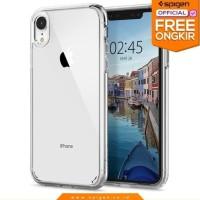 Harga iphone xs max xs x xr case spigen clear anti shock ultra | Pembandingharga.com