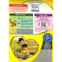 Harga great quality dancow nestle rasa madu honey 5 5 12tahun susu   Pembandingharga.com