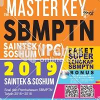 BUKU THE MASTER KEY OF SBMPTN SAINTEK & SOSHUM (IPC) 2019