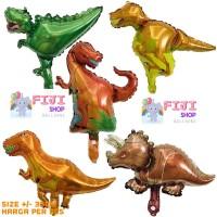 Balon Foil Animal Dinosaurus / Balon Dino / Balon Jurassic Park MINI