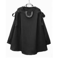 Berkualitas Baju Atasan wanita/Ryu Top Blouse /baju Tunik/ Baju Mus