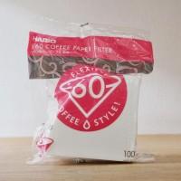 Hario V60 Paper Filter VCF-01-100-W | Saringan Kopi