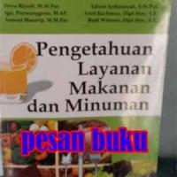 Harga buku pengetahuan layanan makanan dan | antitipu.com