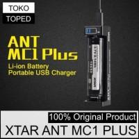 Authentic XTAR ANT MC1 PLUS Single Slot LED Charger | battery 18650