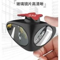 ELEGANT Blind Spot Mirror Kaca Spion Tambahan Mobil Universal Rio Kia