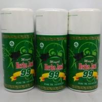 Minyak Herba Jawi 99 Minyak Herbal Urut Gosok But But