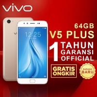 VIVO V5 Plus 4GB/64GB GARANSI RESMI 1 Tahun ORIGINAL