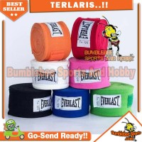 Hand wrap Muay Thai Everlast 3 Meter Elastis - Handwraps Muaythai