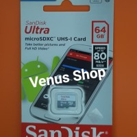 SANDISK MICROSD 64GB 48MB/S CLASS 10 NO ADAPTER / MICRO SD 64GB 48MBPS