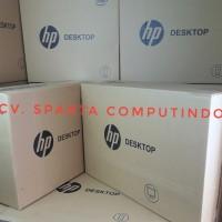 Paketan UNBK CPU HP 600 SFF Core i5 4570 8 GB 500 GB 19 wide full set