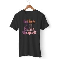 Kaos Father Of The Bride Wedding Gift Dad Bride's Father Gift Wedding