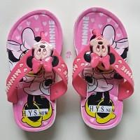 Sandal Jepit Anak Cewek Sendal Karet Perempuan Disneys Wanita