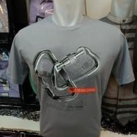 Promo CARDINAL Original Mens Tshirt Kaos Oblong Santai Abu2