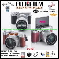 Harga cuci gudang kamera mirrorless fujifilm xa5 kit 15 45 mm | Pembandingharga.com