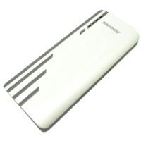 TERMURAH SNOOY Power Bank 3 Color Strip 3 USB Port 10400mAh
