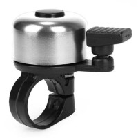 Bell Sepeda Stainless Steel Safety Cycling Horn - CQC