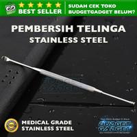 Pembersih Telinga Korek Kuping Stainless Steel