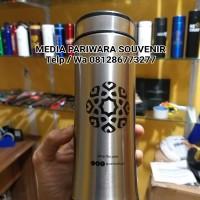 tumbler iris 500ml promosi custom sablon logo perusahaan
