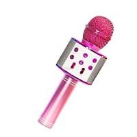 WS858 Mic Karaoke Wireless Bluetooth