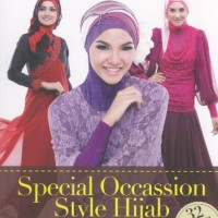 PROMO Special Occassional Style Hijab : Semi Formal Formal SNO