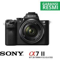 Harga high quality mirrorless digital camera sony a7 mark ii kit | Pembandingharga.com