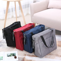 Tas Travel Bag Korean Traveler Shopper Tas Tambahan Travel - FTS187