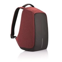 Bobby Backpack Original by XD Design, Anti Theft Backpack - Red