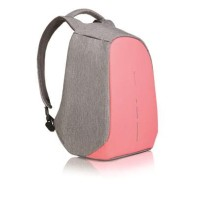 Bobby Compact Anti-Theft Backpack by XD Design - Coralette / Pink
