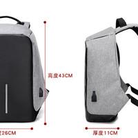 Tas Backpack Anti maling tas batam branded Tas Model XD Design