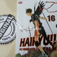 Komik Seri: Haikyu! Fly High! Volleyball oleh Haruichi Furudate