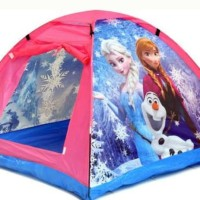 Tenda Anak Frozen Free Packing Dus + Plastik