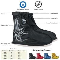 Jas Hujan Sepatu,Sarung Sepatu,Cover Shoes Anti Air Funcover,jassepatu