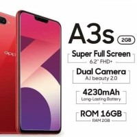 OPPO A3S RAM 2 INTERNAL 16GB