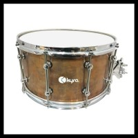 New Snare Drum Kyre Copper Snare 14X7.