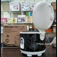 NEW Rice cooker miyako Magic warmer plus, MCM 528 (dark grey) GRATIS