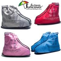 Funcover Sarung Sepatu Anti Air Original (New Model)