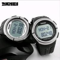 Harga jam tangan pria skmei pedometer heart rate ps1058 | Pembandingharga.com