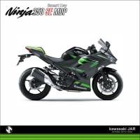 KAWASAKI Ninja 250 SE MDP Smart Key [bogor]