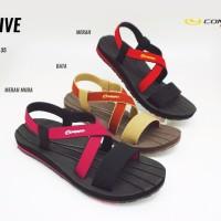 CONNEC OLIVE Hijab Series Sepatu Sendal Sandal Casual Anak Perempuan