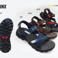 Connec SPINX Sepatu Sendal Sandal Gunung Hiking Pria Cowok Men