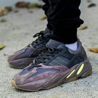 Sepatu Adidas Yeezy 700 Mauve Man Premium Sneakers Kuliah