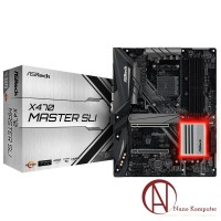 Motherboard ASROCK - X470 MASTER SLI Ryzen AMD AM4 ATX